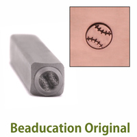Baseball Design Stamp - Beaducation Original