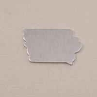 Aluminum Iowa State Blank, 18g