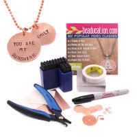 Stamping on Metal Starter Kit