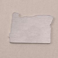 Aluminum Oregon State Blank, 18g