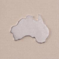 Aluminum Australia Blank, 18g