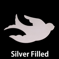 Silver Filled Sparrow, 24g
