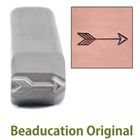 Classic Arrow Design Stamp- Beaducation Original