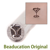 Cocktail Design Stamp- Beaducation Original