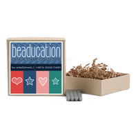 Beaducation Design Stamp Collection: Tiny Embellishments II