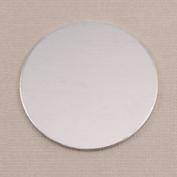 "Aluminum 1.25"" (32mm) Circle, 18g"