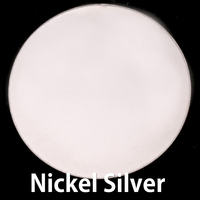 "Nickel Silver 1 7/8"" (47.63mm) Circle, 24g"