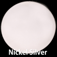 "Nickel Silver 2"" (50.8mm) Circle, 24g"