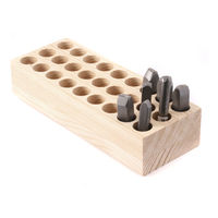 Jumbo Design Stamp Holder, 27 holes