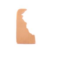 Copper Delaware State Blank, 24g
