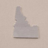 Aluminum Idaho State Blank, 18g