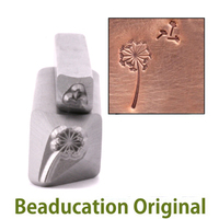 Dandelion & Fluff Design Stamps-Beaducation Original