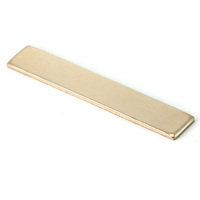 "Brass 1.20"" Rectangle, 24g"