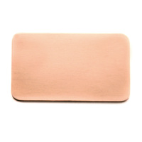 Copper Large Rectangle (22mm x 14mm), 24g