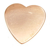 Copper Heart, 18g