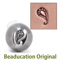 Paisley Design Stamp - Beaducation Original