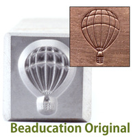 Hot Air Balloon Design Stamp-Beaducation Original