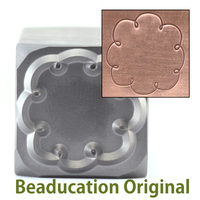 Cloud Circle Border Stamp-Beaducation Original