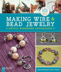 Making Wire & Bead Jewelry Book by J. Berkebile & T. Stanley