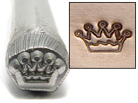 Crown Design Stamp
