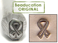 Awareness Ribbon Design Stamp-Beaducation Original