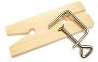 V-Slot Bench Pin and Clamp