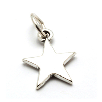 Sterling Silver Star Charm