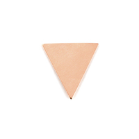 Copper Triangle Flag, 24g