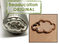Cloud Design Stamp - Beaducation Original