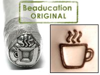 Coffee Mug Design Stamp - Beaducation Original