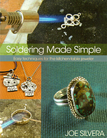 Soldering Made Simple Book by Joe Silvera