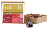 Beaducation Design Stamp Collection: The Lovebirds