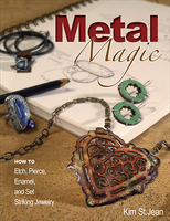 Metal Magic Book by Kim St.Jean