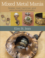 Mixed Metal Mania Book by Kim St.Jean