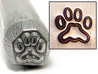 Paw Design Stamp