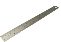 Small Metal Ruler