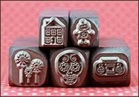 Beaducation Design Stamps