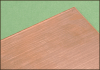 Smooth Copper Sheet