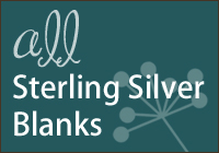 Sterling Silver All Blanks