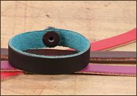 "Leather Bracelet 1/2"""