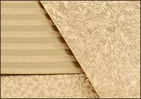 Patterned Brass Sheet