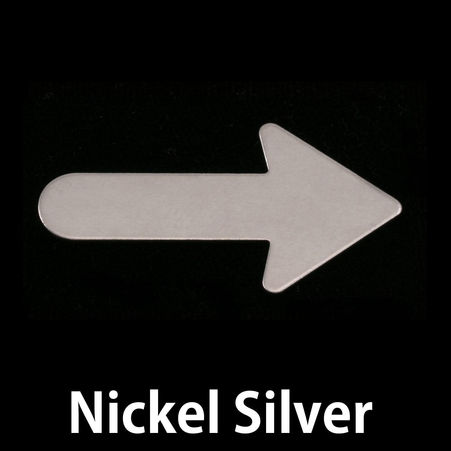 Nickel Arrow Blank, 24g