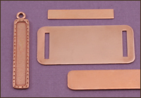 Copper Squares and Rectangles