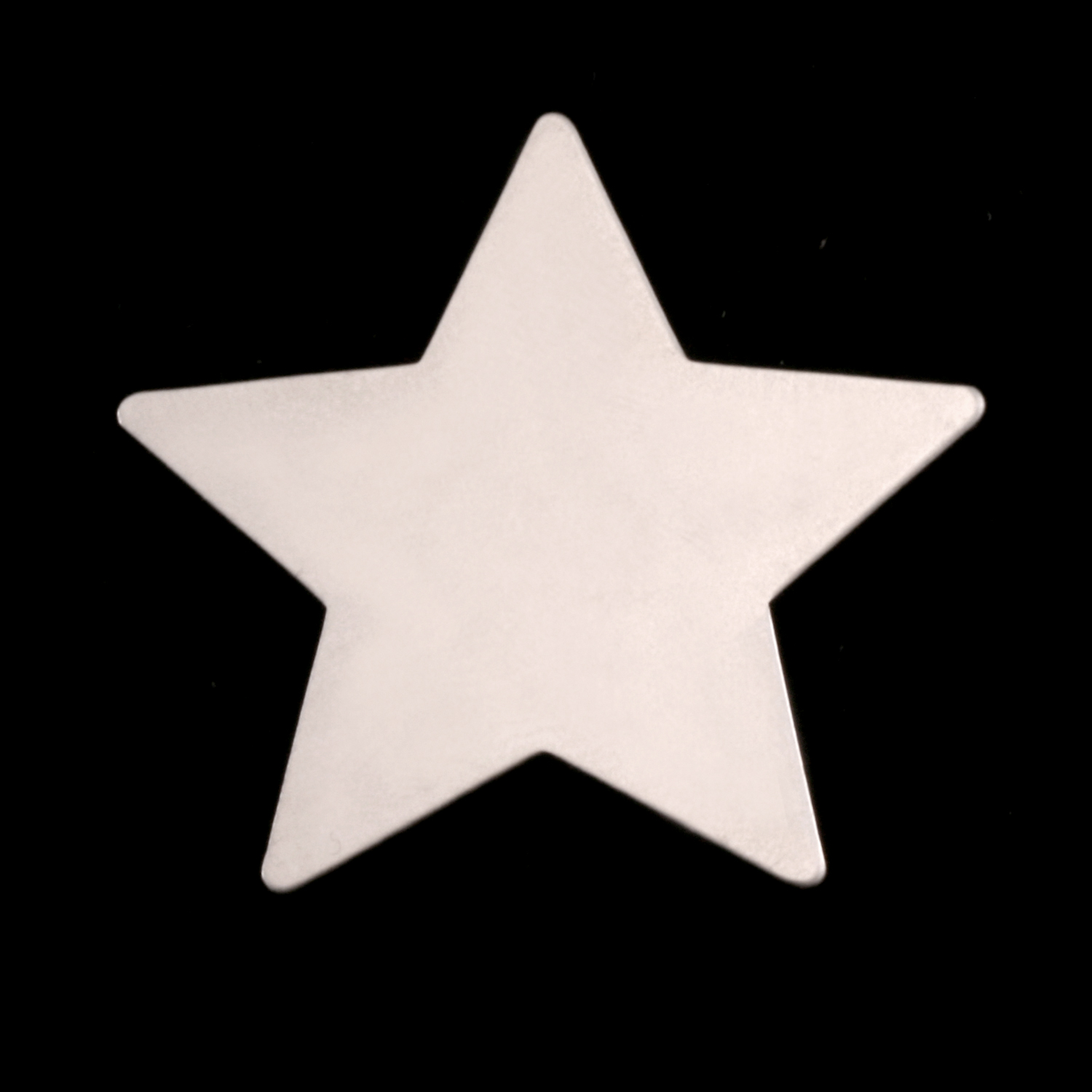 Sterling Silver Large Star Blank, 24g