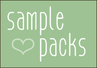 Stamping Blanks Sample Packs