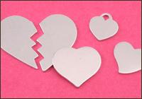 Aluminum Hearts