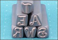 Kismet 7mm Letters