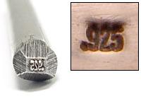 .925 Design Stamp