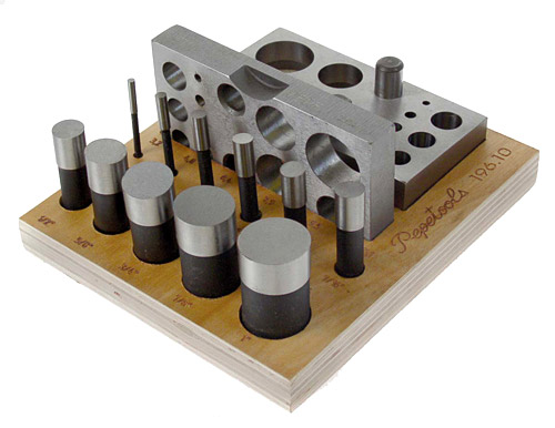 11-Hole Disc Cutter - Pepetools