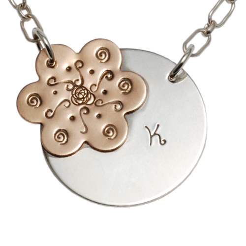 Simple soldered pendants aloadofball Image collections